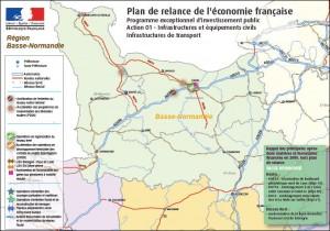 Plan de relance de Basse-Normandie