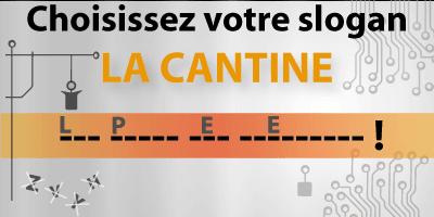 Slogan la Cantine Toulouse