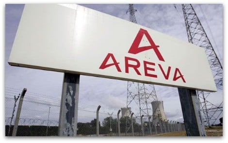 Signature d'un accord télétravail dans le groupe nucléaire Areva