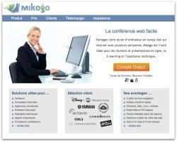 Mikogo-webconference