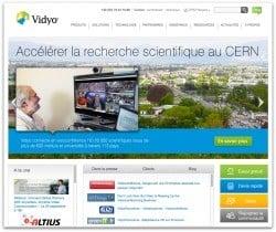 Vidyo-webconference