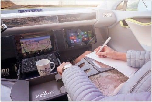 XchangE-voiture autonome Regus-2