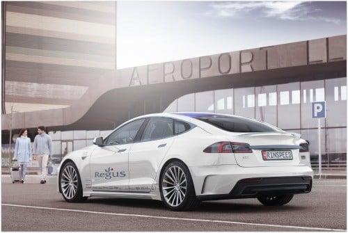 XchangE-voiture autonome Regus