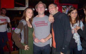 Haydée, Serge et Tony