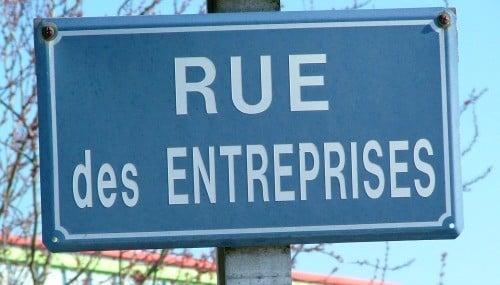 rue des entreprises