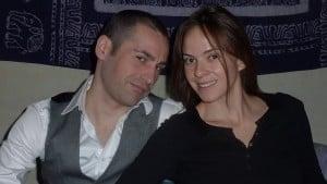 Tony et Haydée à la maison