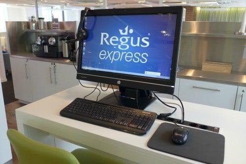 Regus Express - Le Mans SNCF