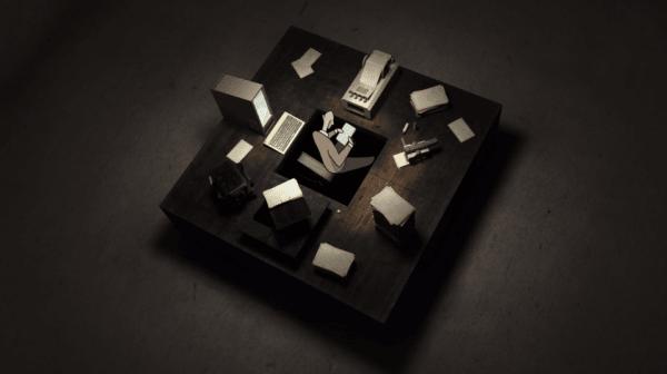 travail prison fil animation