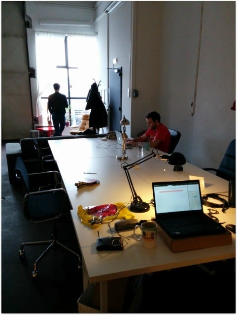 Coworking Reykjavik2