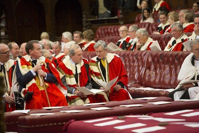 Membres de la Chambre des Lords