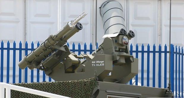 missiles Starstreak de Thales