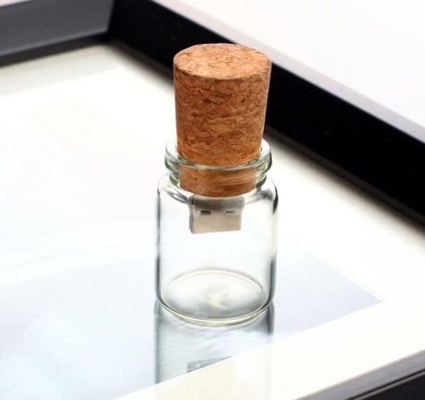 Clé USB Bottle