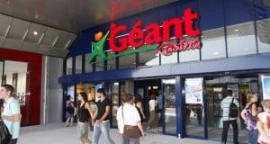 Géant Casino-hypermarché