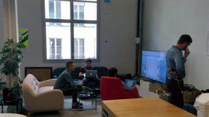 coworking Villa Bonne-Nouvelle Orange