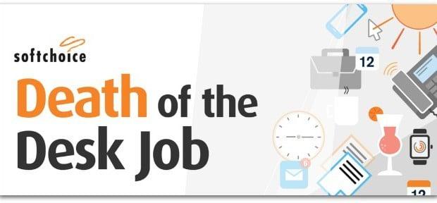 Death of the desk job