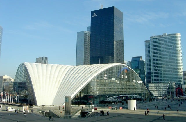 La Défense à Paris
