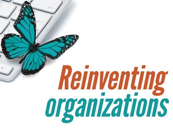 Livre Reinventing Organizations de Frédéric Laloux