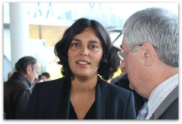 Myriam El Khomri secretaire d'Etat au Travail