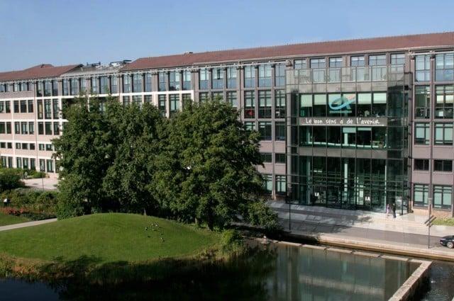 Campus Evergreen siège du Crédit agricole à Montrouge