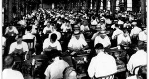 Entreprise de cigares - années 30 Floride