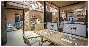 Bureau chez Now à Rouen
