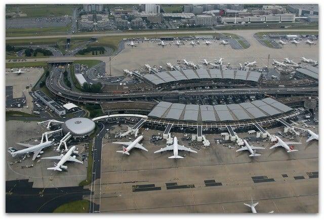 Aeroports de Paris-CDG
