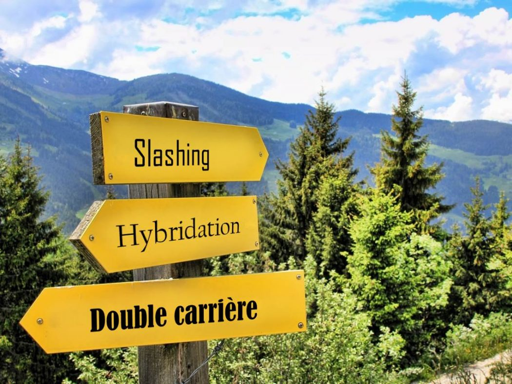 Le slashing, reconversion professionnelle