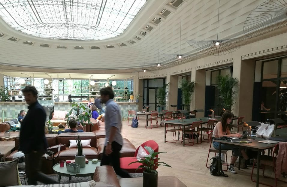 Wework Paris