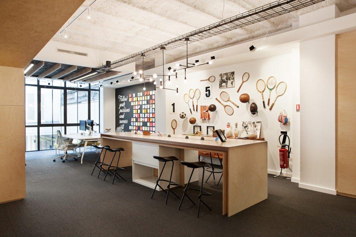 Le living office des bureaux repens s pour le bien tre for Living office concept
