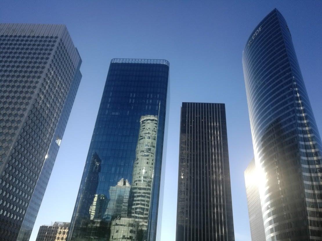 Immobilier d'entreprise - La Défense
