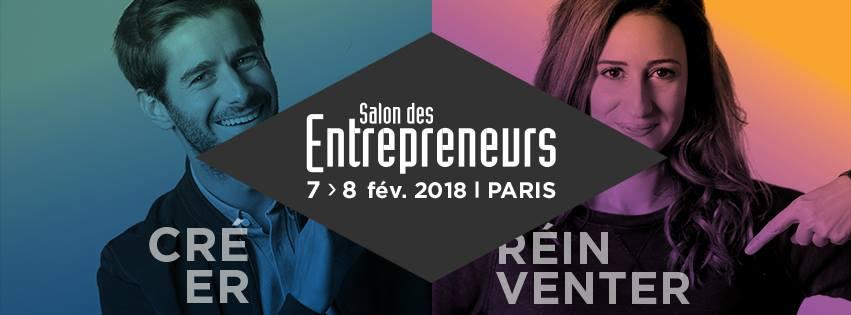 Salon des entrepreneurs 2018 for Salon des entrepreneurs