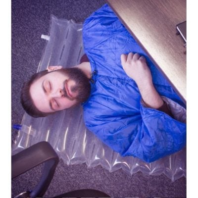 Kit d'urgence pour sieste imprévue