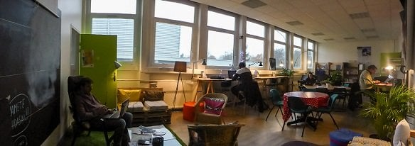 Espace de coworking Pépite