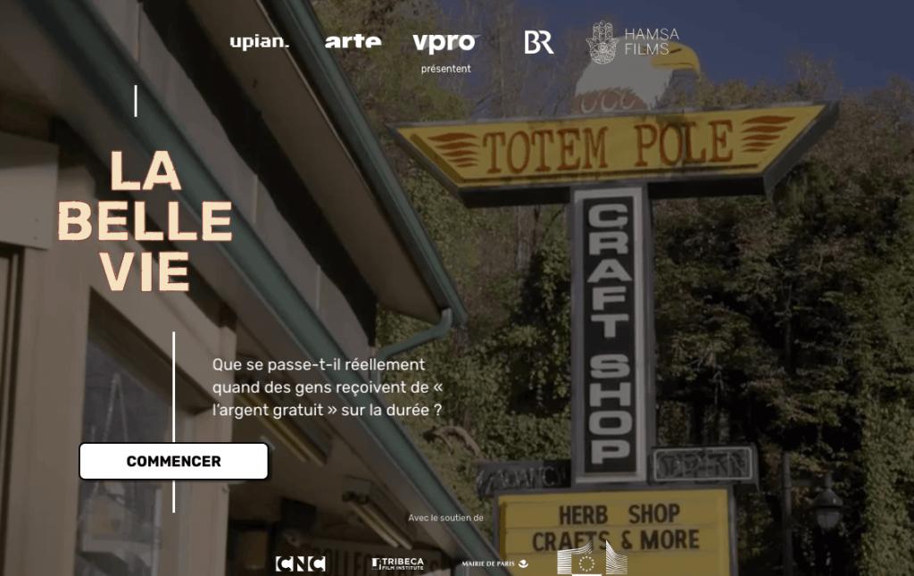 Documentaire La belle vie