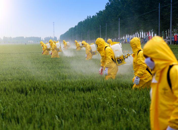 traitement chimique agriculture
