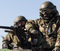 Militaires français de la Légion étrangère