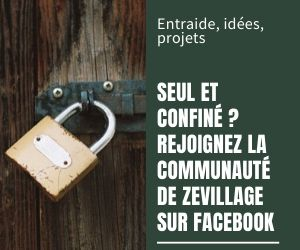 Groupe Facebook de Zevillage