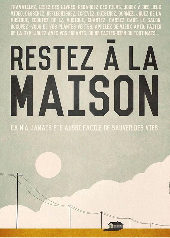 Guide du télétravail- Dessin de Mathieu Persan