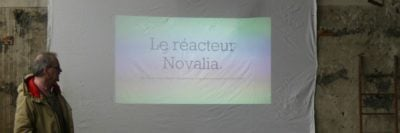 Présentation du projet de tiers-lieu Novalia en 2019