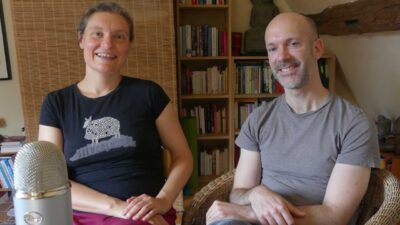 Laetitia Vitaud et Nicolas Colin